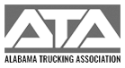 Alabama Trucking Association Logo