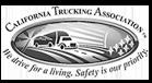 California Trucking Association Logo