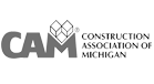 Construction Association of Michigan Logo