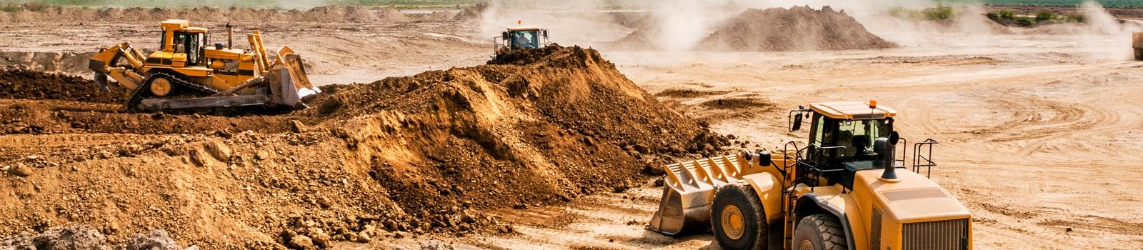 Construction Bulldozers Earth Mover
