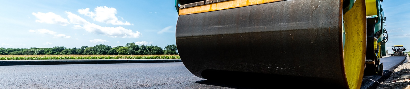 Equipment Financing for Highway, Road and Bridge Construction