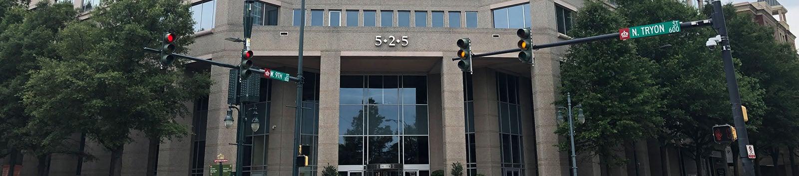 CCG Corp HQ 525 N Tryon Street CLT