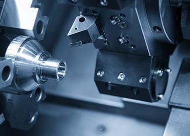 automative parts manufacturer lathe