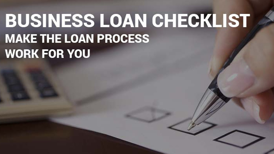 Business Loan Checklist