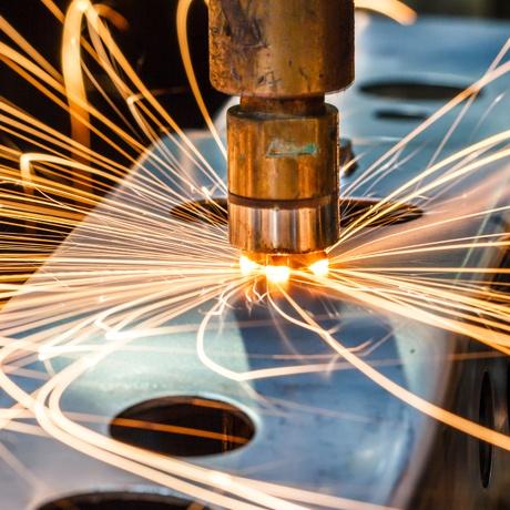 Manufacturing Fabricating Cut Sheet Metal