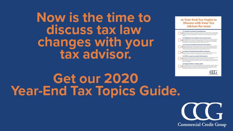 12 YE tax topics