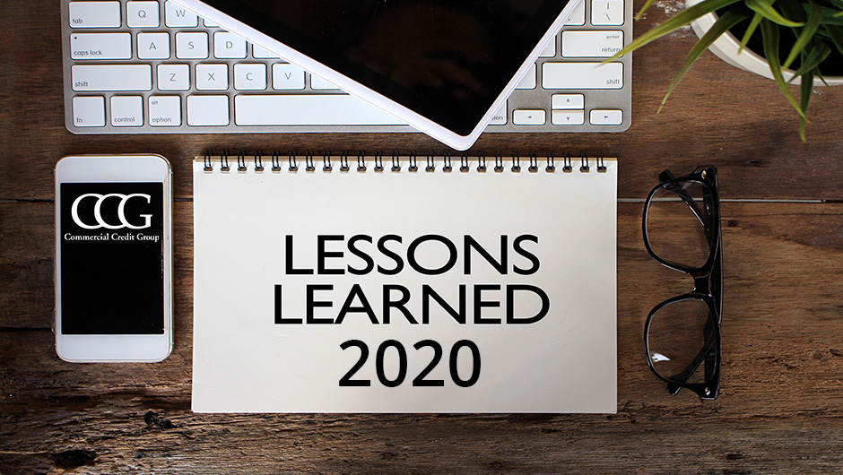 Lessons Learned from 2020 - CCG