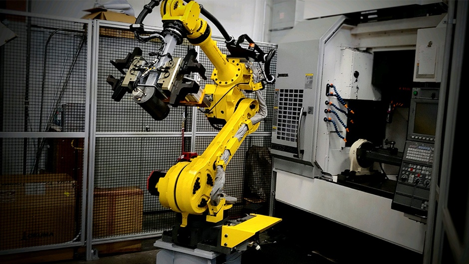 Manufacturing Automation: Using Existing Equipment to Automate Your Shop
