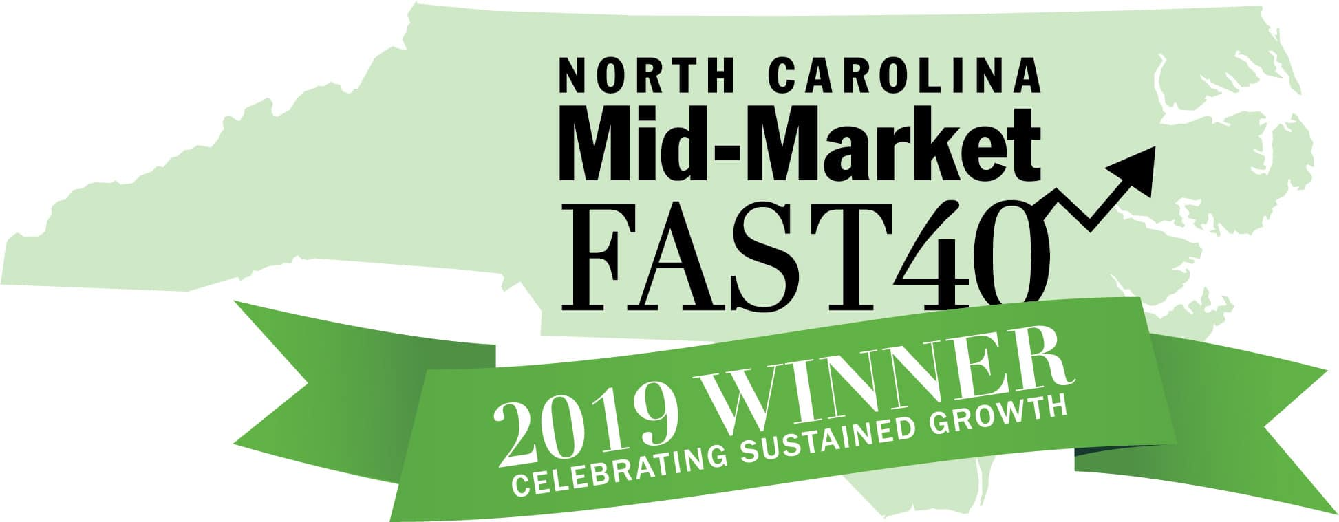 NC Mid-Market Fast 40 Award 2019