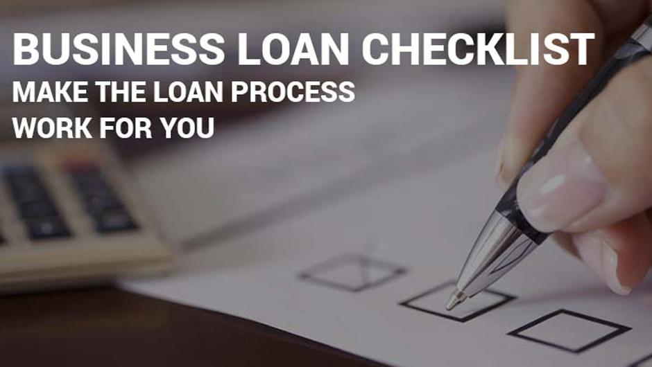 Business Loan Checklist