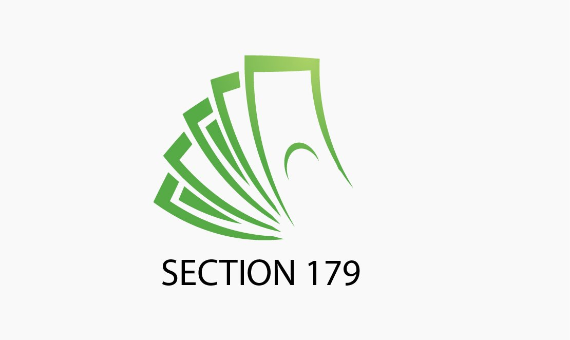 section 179 cash bils